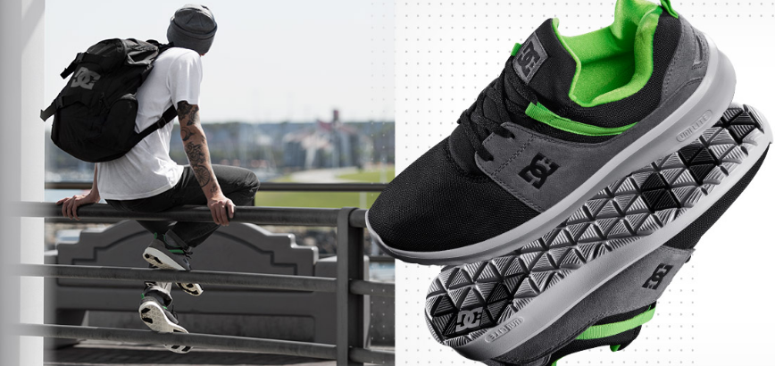 Акции DC Shoes в Новочеркасске